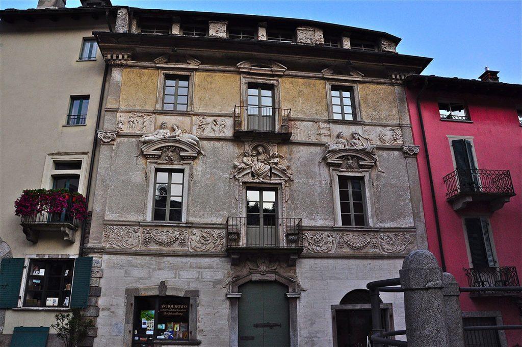 Casa Serodine